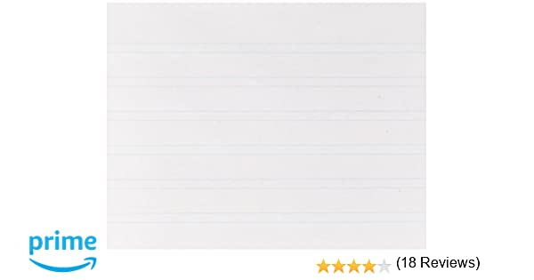 Amazon.com: Handwriting Without Tears W100 Double-Lined Wide ...