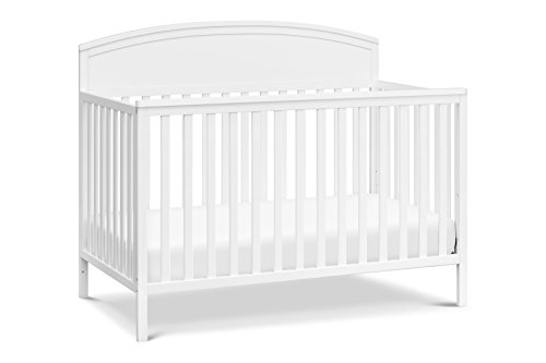 DaVinci Liam 4-in-1 Convertible Crib, White