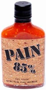 Pain 85% Hot Sauce (Pain 100% Hot Sauce)