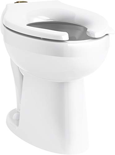 KOHLER 96057-0 Highcliff Toilet, 1, White