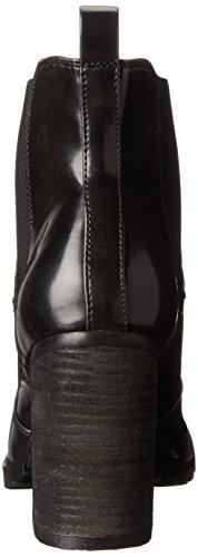 887865345343 - Madden Girl Women's Anarchhy Boot, Black/Grey, 6.5 M US carousel main 1
