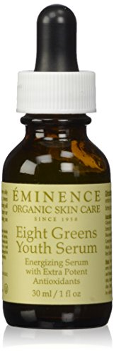 Oil Controlling Daily Moisturizer (Eminence Eight Greens Youth Serum, 1)
