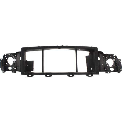 Header Panel Compatible with FORD F-SERIES SUPER DUTY 1999-2004 Grille Opening Panel Thermoplastic and - Panel Header Ford