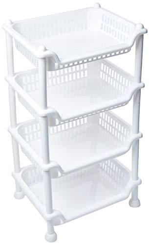 Prateleira Plástico Organizadora Sortida Andares
