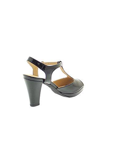 Igi&Co 37830 Sandalo Donna Nero 40