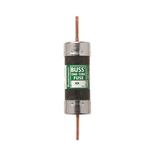 Time General Purpose Bussmann Fuse - Cooper Bussmann NON-400 One-time General Purpose Fuse, 250 Vac, 400 AMPS