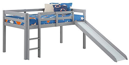 - Angel Line 71520-75 Andrew loft Bed Gray