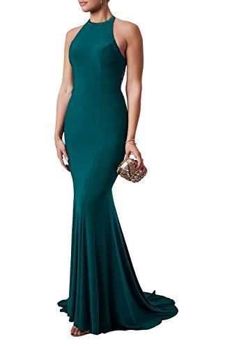 Kragen Mascara Sparkle Armband Mc181360g Waldgrün Hohen Waldgrün Kleid Zurück qAHxgU
