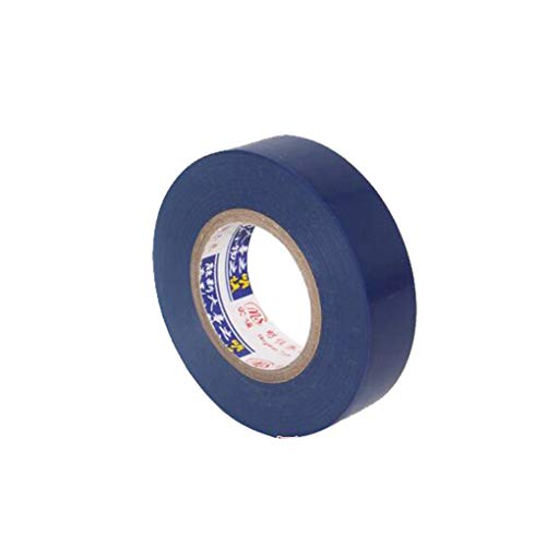 Electrical Tape Flame Retardant Insulation Adhesive Tape Waterproof PVC Tape, 18mm/18m
