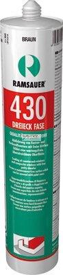 Ramsauer 430 Dreieckfase braun 1K Hybrid Dichtstoff 310ml Kartusche Ramsauer GmbH & Co. KG