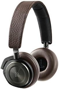 B&O PLAY H8 Wireless Noise Canceling Headphones (Gray Hazel)
