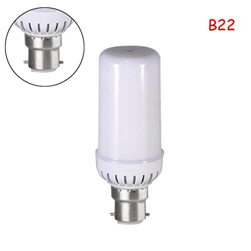 Price comparison product image Mchoice LED Flame Fire Light Effect Simulated Nature Corn Bulbs Decoration Lamp (B)
