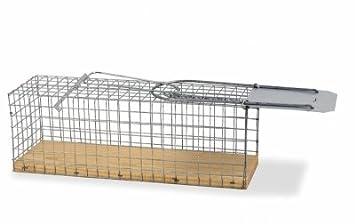 faunagarden 32625 3 Jaulas para Atrapar Ratones Tamaño Pequeño: Amazon.es: Productos para mascotas