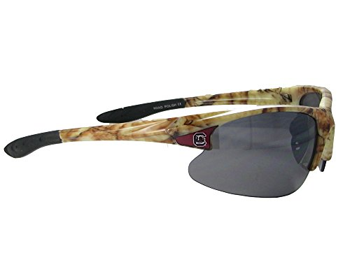 Game South Carolina Gamecocks Camo - Sports Accessory Store South Carolina Gamecocks USC Camo Action Mens Sunglasses S8CM