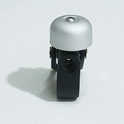 Monland Aluminum Alloy Scooter Bell Horn Ring Bell With Quick Release Mount For M365 Electric Scooter Acessory