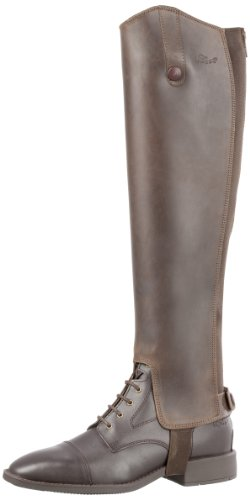 Brown cm 44 Calf cm Leather 35 Gaiters Real Waxed USG Nubuck q6SSvf