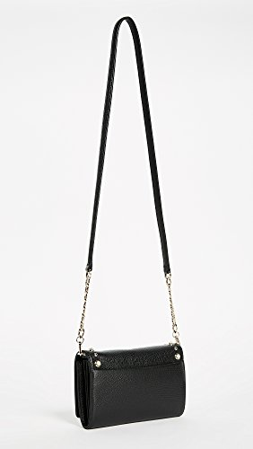 Agnes Body Bag Cross York Women's Kate Place New Black Emerson Spade wFxqxYz8
