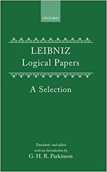 Logical Papers: A Selection