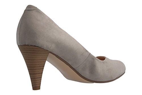 Fitters Footwear, Scarpe col tacco donna grigio Grau