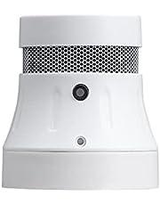 LOOCOO Tuya WiFi Smart Rookmelder Sensor Beveiliging Alarmsysteem Smart leven/tuya App Rookmelder Brandbeveiliging