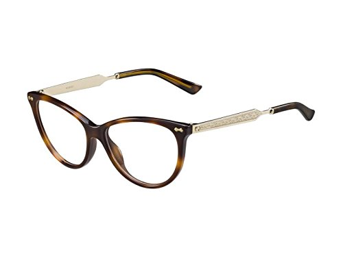 Optical frame Gucci Acetate Havana - Gold (GG 3818 - Optical Safilo