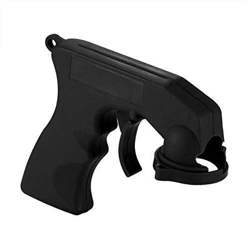 1 piece Spray Adaptor Paint Care Aerosol Spray Gun Handle with Full Grip Trigger Locking Collar Car Maintenance