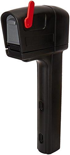 Step 2 533800 MailMaster Trimline Mailbox, Black