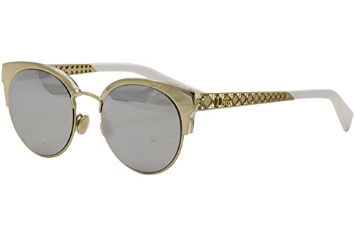 New Christian Dior Sunglasses Dioramamini/S Gold J5GDC ()
