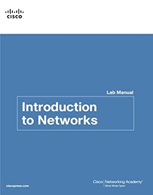 Introduction to Networks v5.0 Lab Manual (Lab Companion)