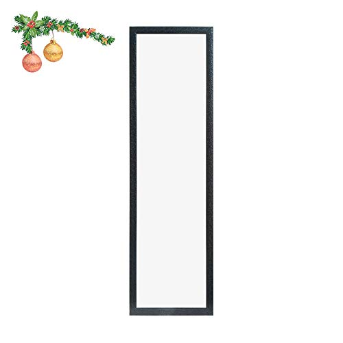 Beauty4U Door Mirror/Wall Mirror Float Tile Dressing Mirror for Home -