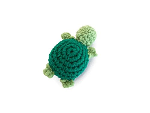 Amigurumi Turtle Keychain Free Crochet Pattern | Crochet patterns ... | 375x500