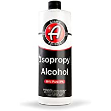 Adam's Isopropyl Alcohol 99% - High Purity IPA Industrial Chemical Lab Grade Alcohol | Use for Rubbing Alcohol Cleaner Disinfectant | Bulk Alcohol Options Gallon Liter Drum Tote