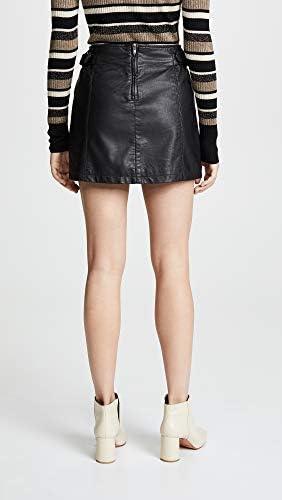 Free People Women's Charli A-Line Skirt