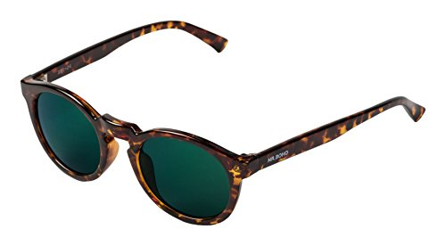 MR carey única green talla dark unisex Gafas Sol lenses De BOHO tortoise with Cheetah multicolor jordaan 4Haw4Bq