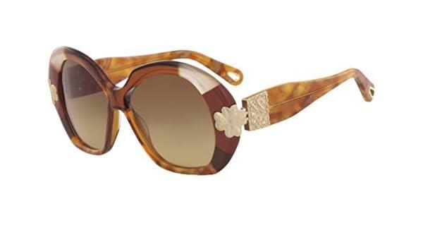 Chloé Gafas de Sol VENUS CE743S BROWN/LIGHT BROWN SHADED ...