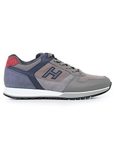 H321 Grigio 2018 Hogan Uomo 19 Nuova Collezione A Marrone I Sneakers gHOIq5