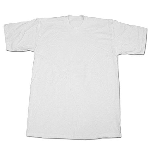 Club White T-shirt (Pro Club Heavyweight Crew Neck T-shirt White 2XL Tall (3pack))