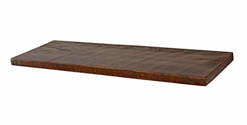 Joel's Antiques & Reclaimed Decor 30'' x 10'' x 1'' Rustic, Floating Wood Shelf, Pine, Towels, Open Shelving, Wooden Shelves by Joel's Antiques & Reclaimed Decor