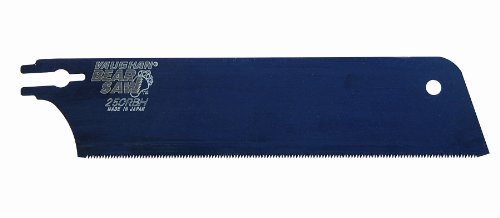 Fine Blade Bear Saw - Vaughan 569-42 250RBH Replacement Blade for Bear Hand Saw with Medium/Fine Blade, 15-3/4-Inch
