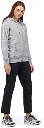 The North Face Women's 80/20 Novelty Half Dome Full Zip Hoodie Sweatshirt