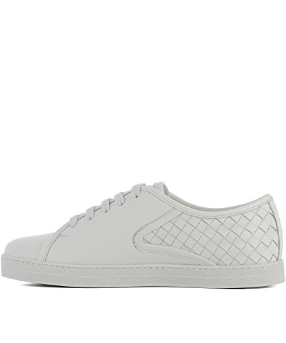 Bottega Veneta Damen 496191V00539000 Weiss Leder Sneakers