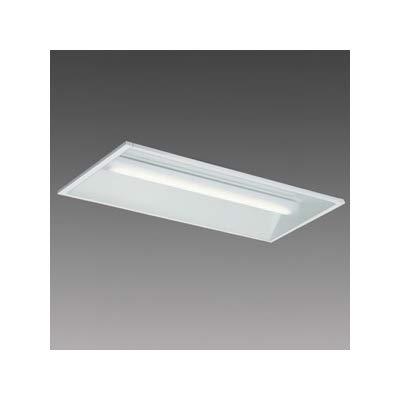 LEDライトユニット形ベースライト 埋込形 FHF16形×2灯器具 高出力相当 昼光色 B07S2TYNCH