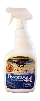 Fiebing's FLY400P032Z 32-oz. Horse Fly Spray 44 - Quantity 6