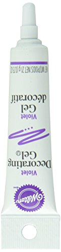Wilton Piping Gel - Violet - Tube