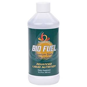 Liquid Multivitamin Bio Fuel – 15.2oz