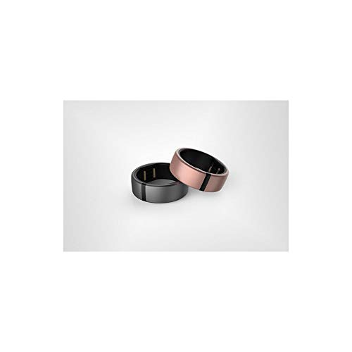 Motiv Ring Fitness, Sleep and Heart Rate Tracker - Waterproof Activity and HR Monitor - Calorie and Step Counter - Pedometer