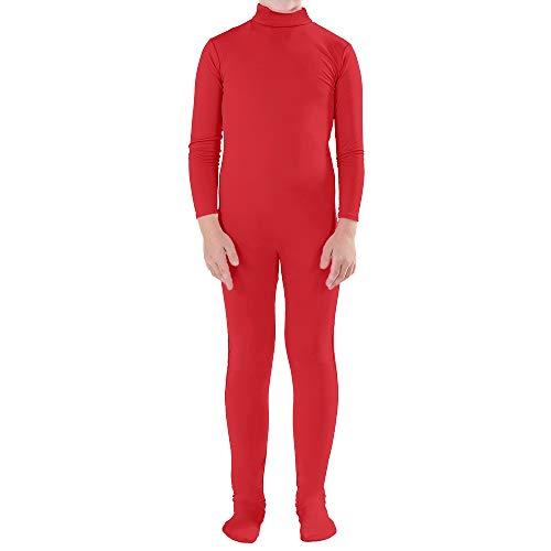 Muka Adult & Kid Zentai Unitard Bodysuit Halloween Costume Catsuit -