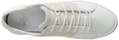 Creative Recreation Mens Carda Fashion Sneaker In Camoscio Bianco