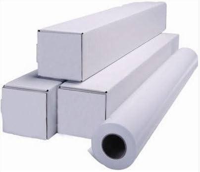 Rollos de papel para de rumbos - 4 90 gramo unidades rollos de papel para tamaño: 91 x 50: Amazon.es: Hogar