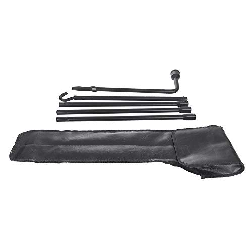 ECCPP Spare Tire Wrench Tool Set Kit Fit for 2002-2015 Dodge Ram 1500 5093163AA with Bag